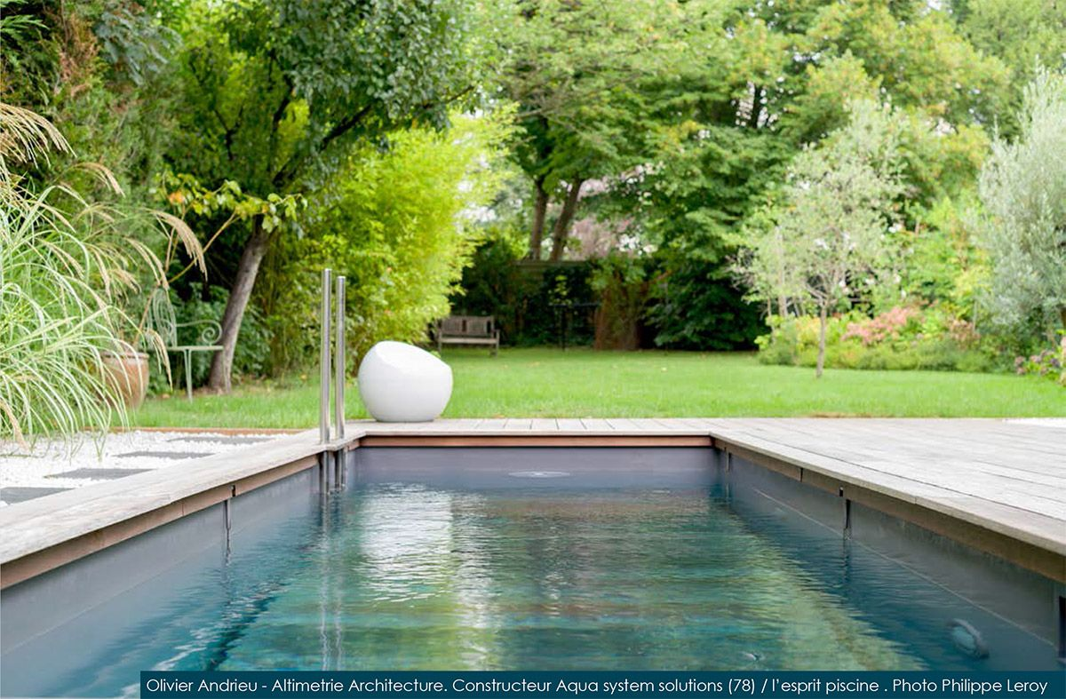 Blog l 39 esprit piscine for Prix piscine