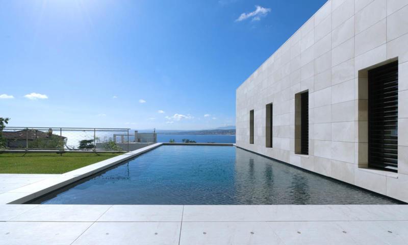 Les tendances de piscine l'esprit design