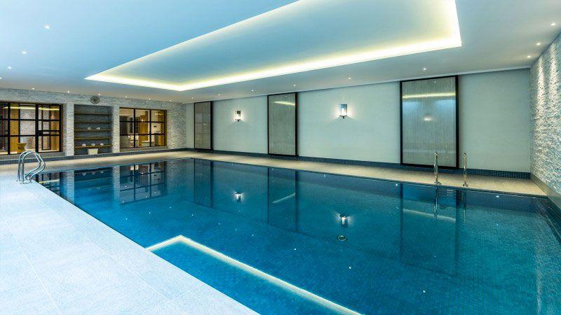 l'esprit bien-être piscine dinterieure de bien etre Les tendances de piscine