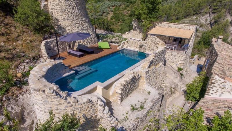 l'esprit nature piscine naturelle vue de haut Les tendances de piscine