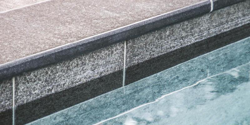 Ligne d'eau minérale