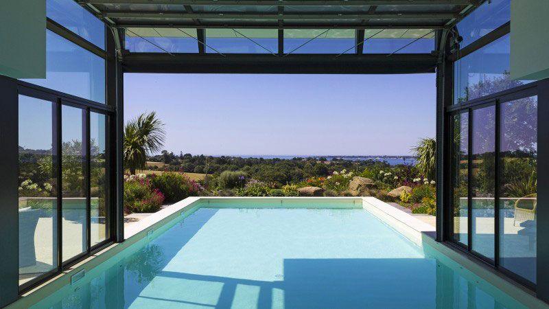 Piscine quatre saisons piscine 16 x 6 Piscine In&Out Sable