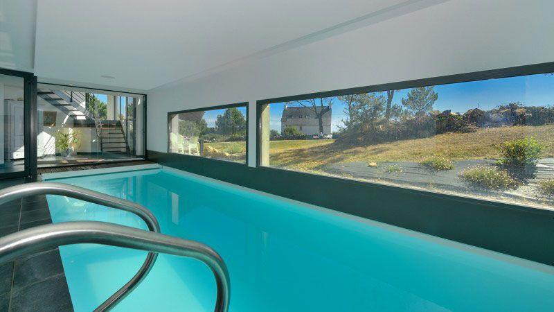 Longueurs à domicile piscine couloir de nage interieur Archives