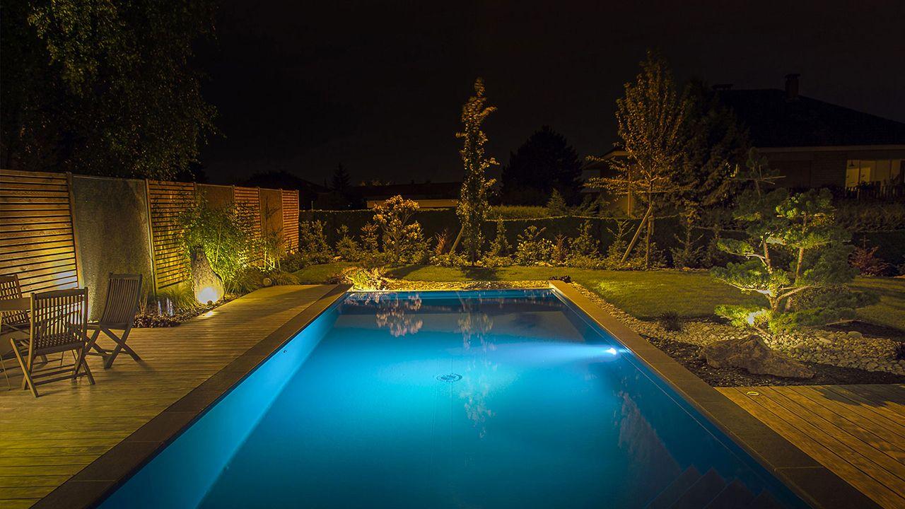 Belle de jour, belle de nuit piscine de jardin design Archives