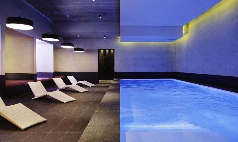 Les tendances de piscine l'esprit bien-être