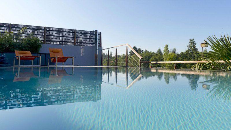 Pisciniste piscine originale