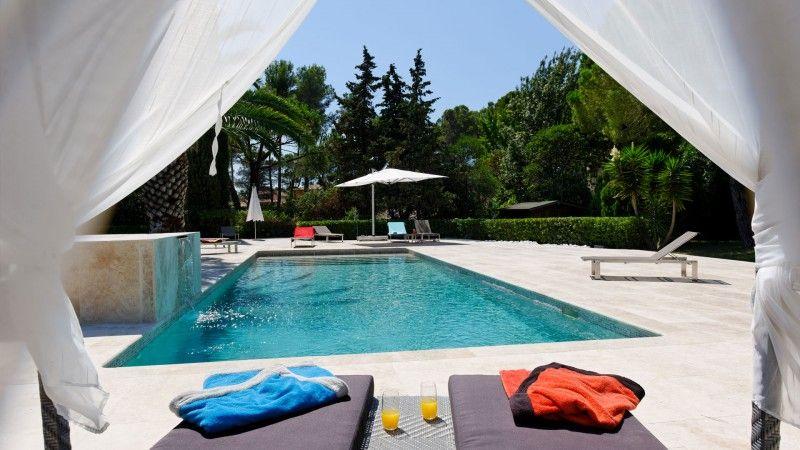 Trophée d'Argent 2013 de la rénovation renovation de piscine dans maison de vacances Rénovation de piscines