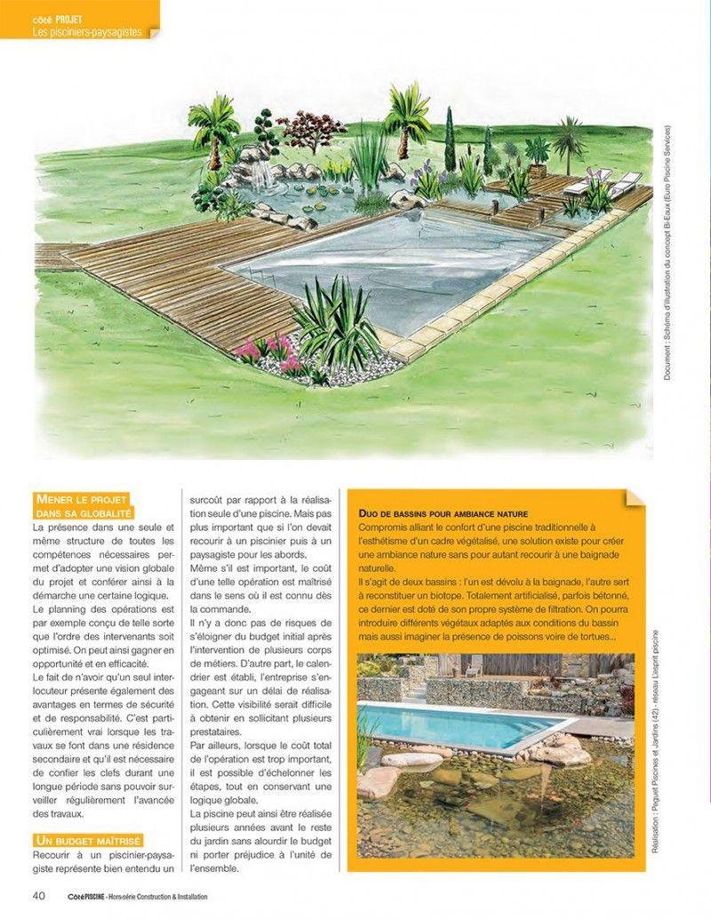 L'art de la piscine sur mesure piscine constructeur sur mesure