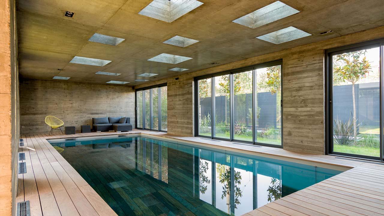 Installation piscine par un architecte esprit piscine for Construction piscine urbanisme
