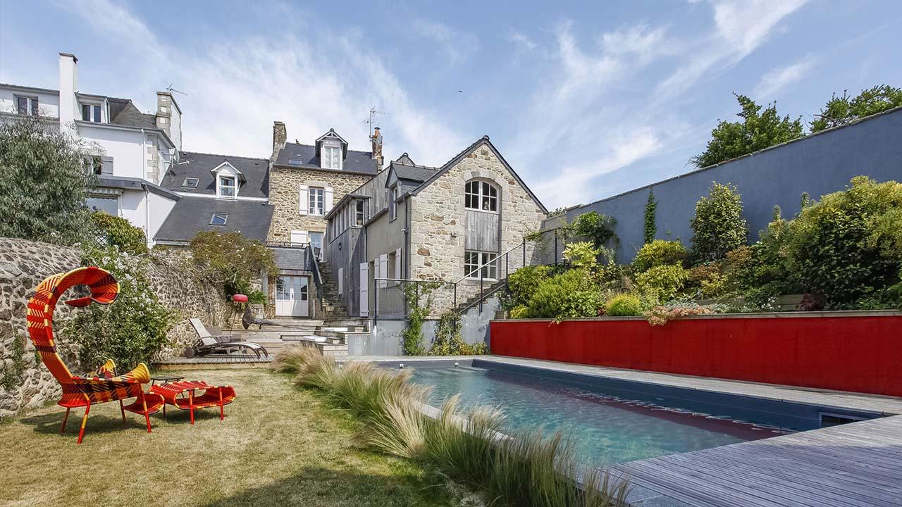 Installation piscine par un architecte esprit piscine for Projet d architecture