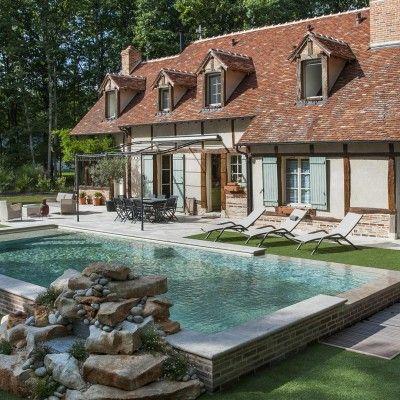 piscine sur mesure Loiret