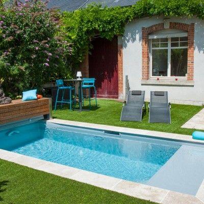 piscine sur mesure dans le 45