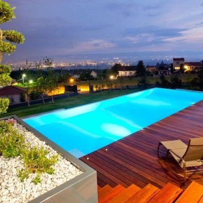 Peguet Piscines et Jardins constructeur de piscine dans la Loire