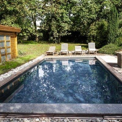 Pauchard Piscines et Paysages construction piscine