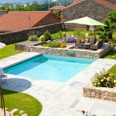 piscine dans le 43