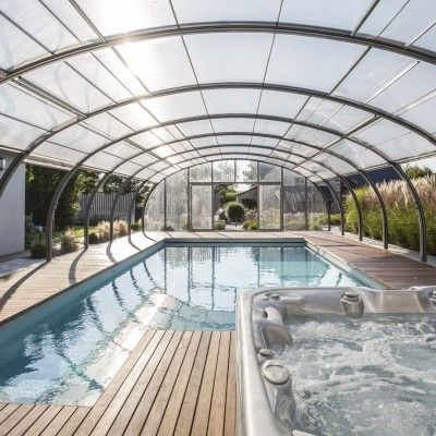 Piscines & Spas 35 en Ille-et-Vilaine construction de piscine