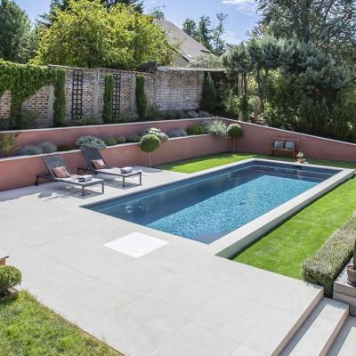piscine Yvelines construite par Aqua system solutions