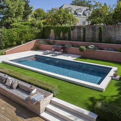 construction de piscine Aqua system solutions dans le 78