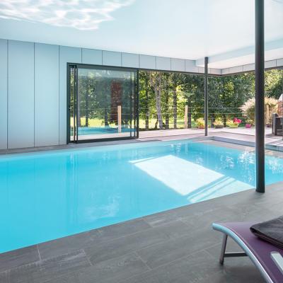 construction de piscine Piscine & Spa 29 dans le 29