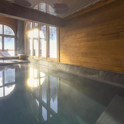 piscine Savoie construite par Gonthier piscines
