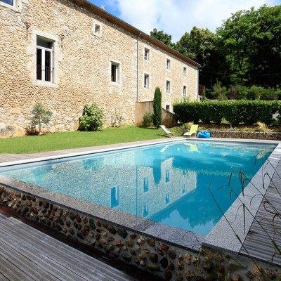 piscine Aveyron construite par Rouergue piscines