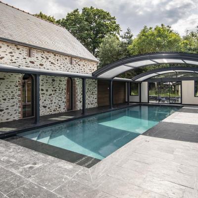 piscine Deux-Sèvres construite par Tremblais créateur
