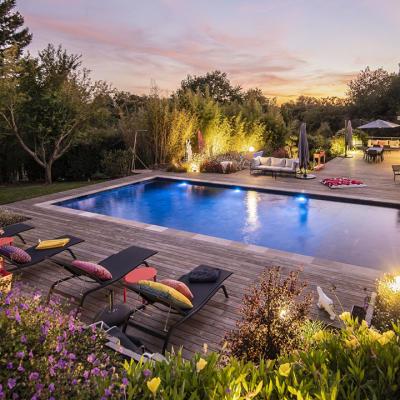 construction de piscine adh piscines & spas dans le 45