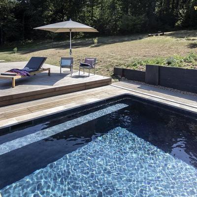 construction piscine Orléans