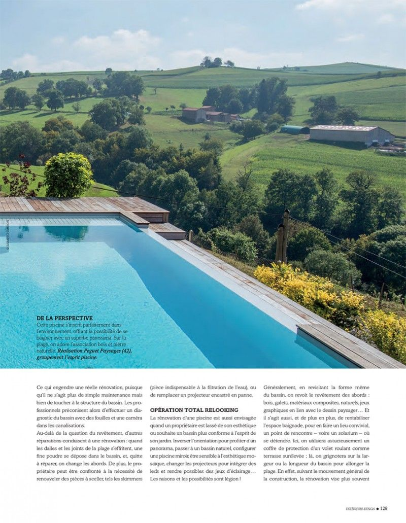 Piscines : les clés d'une rénovation réussie renovation piscine reussie