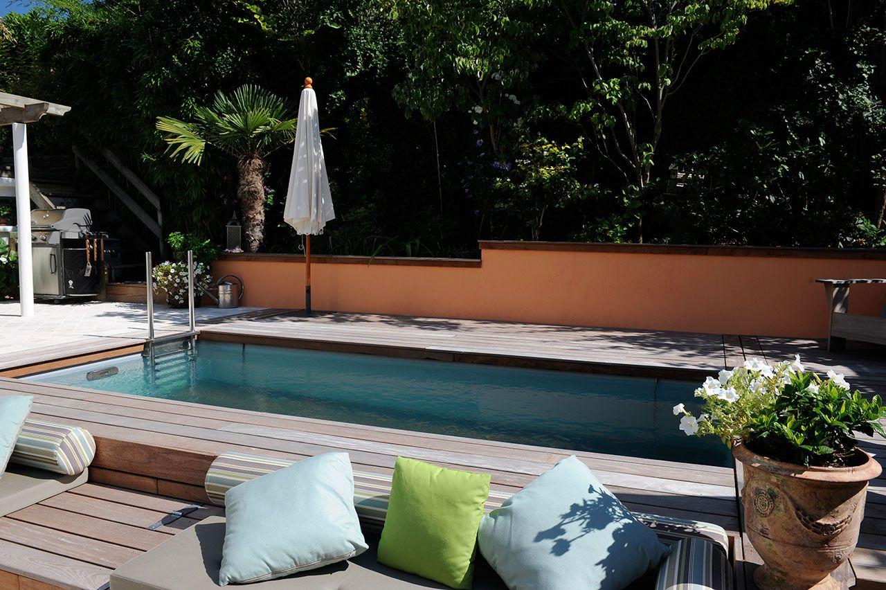 Espace précieux exemple de mini piscine Archives