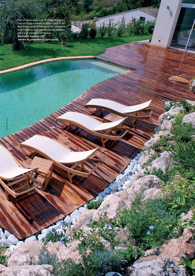 La piscine basse consommation ext rieurs design - Consommation pompe piscine ...