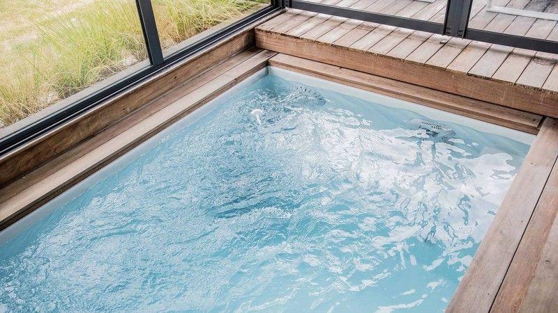 Construire une piscine discrète