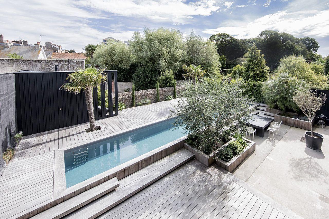 Couloir de nage couloir de nage piscine rectangulaire piscines diffazur couloir de nage est il for Constructeur piscine tarif