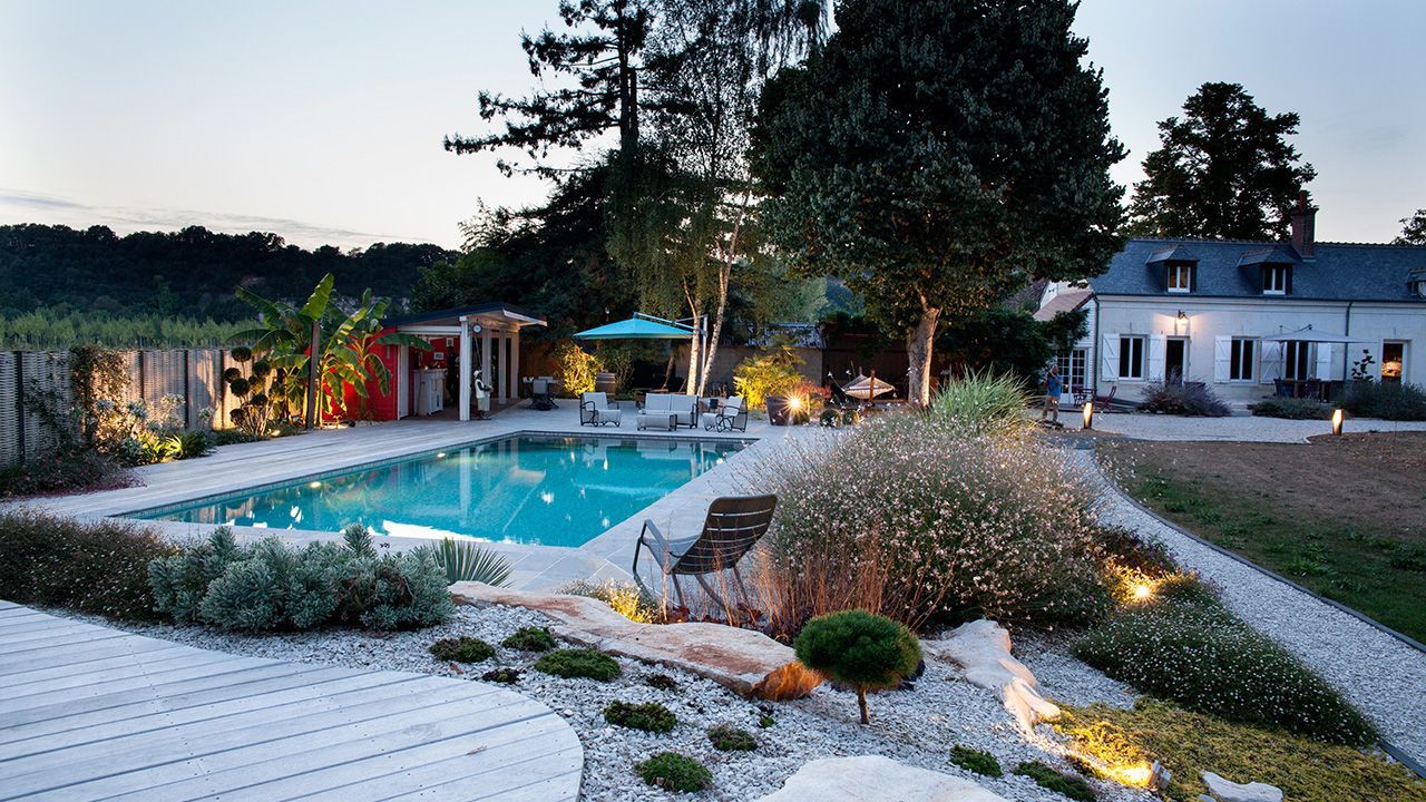 baignade nocturne l 39 esprit piscine. Black Bedroom Furniture Sets. Home Design Ideas