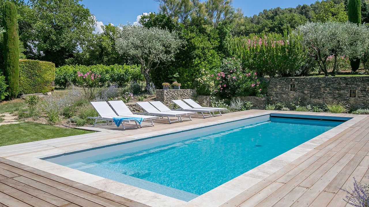 Photo piscine liner gris conceptions de la maison for Piscine bois nice
