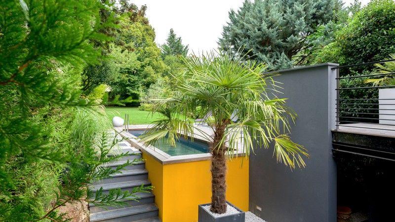 Petit piscine dans un petit espace piscine avec petite terrasse amovible Archives
