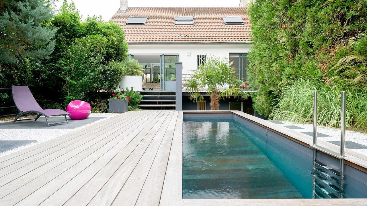 Petit espace d 39 exception l 39 esprit piscine - Piscine pour petit espace ...