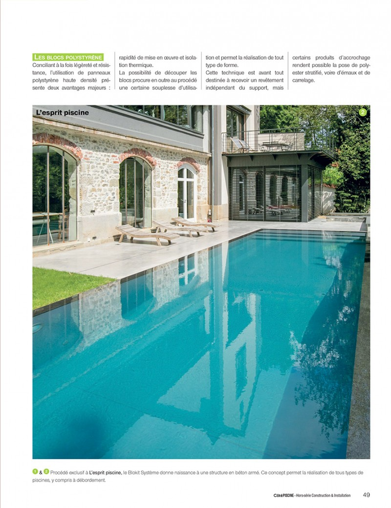 Piscine béton : procédé de construction guide piscine page 2