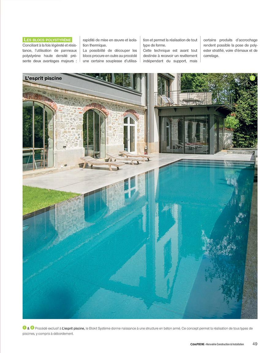Faire construire une piscine maison moderne - Www esprit piscine fr ...