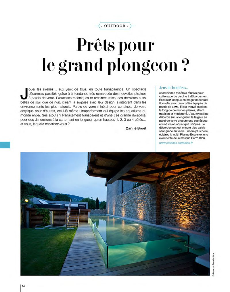 piscine paroi de verre constructeur de piscine paroi verre. Black Bedroom Furniture Sets. Home Design Ideas