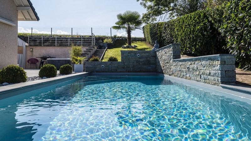 Bain en haut lieu amenagement piscine exterieure Archives