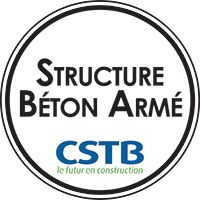 structure béton armé CSTB