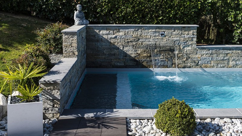 Bain en haut lieu idee amenagement terrasse piscine Archives