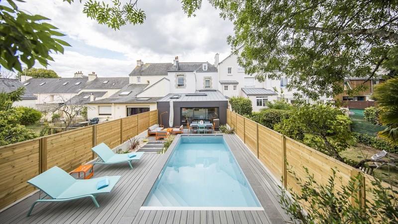 Petit bain de bonheur mini piscine spa Archives