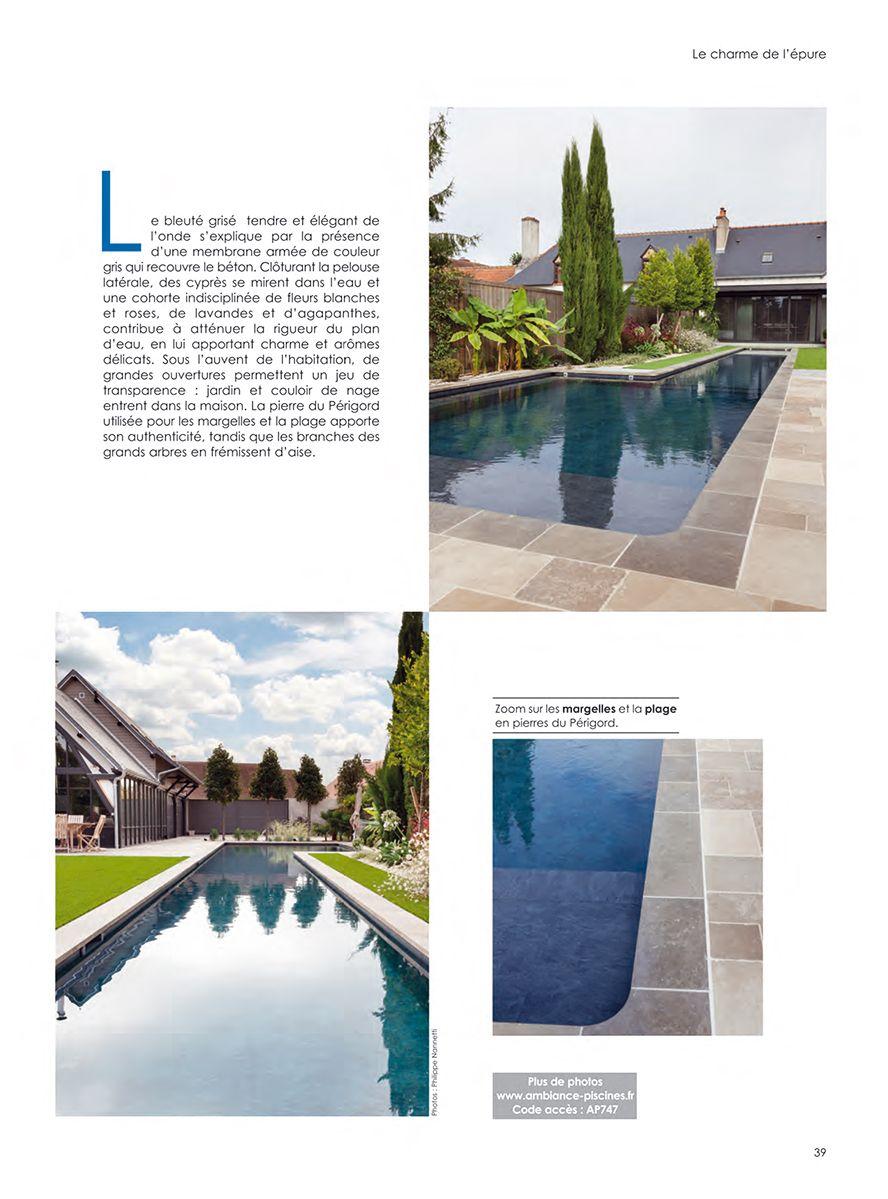 Le charme d 39 une piscine pur e avec l 39 esprit piscine for Ph d une piscine