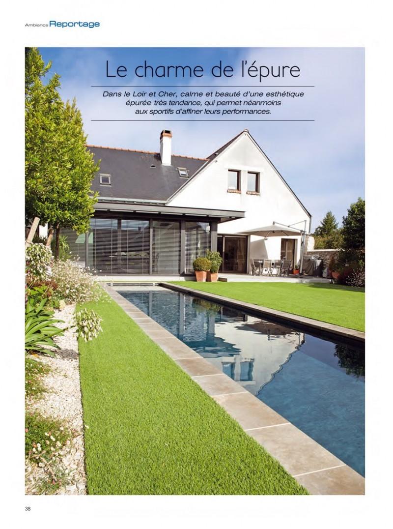 Le charme d'une piscine épurée piscine charme
