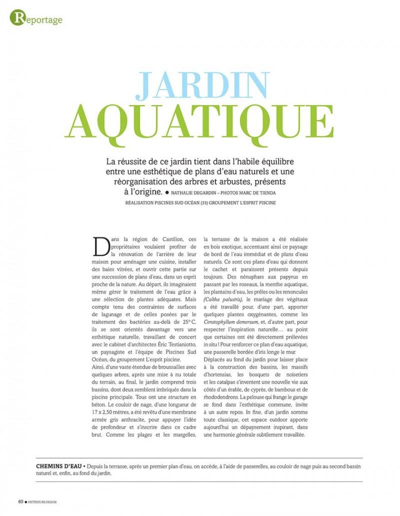 Jardin aquatique jardin aquatique