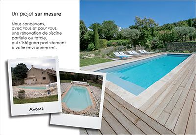 renovation de piscine