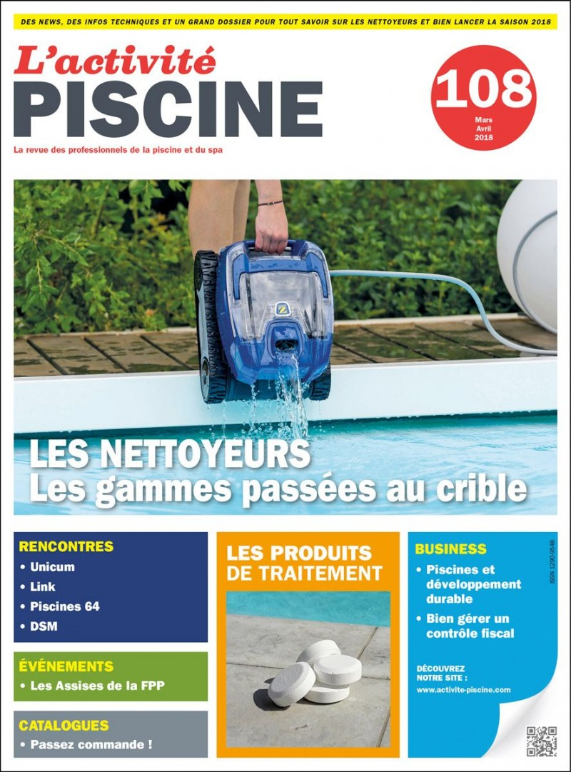 Piscine collective