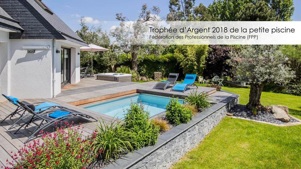 Trophée d'Argent 2018 de la petite piscine